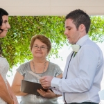 Ariana and Ben married by Cairns Wedding Celebrant Janine Meakin